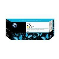 Hewlett Packard HP 772 - Print cartridge - 1 x yellow