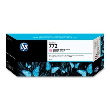 Hewlett Packard HP 772 - Print cartridge - 1 x light magenta