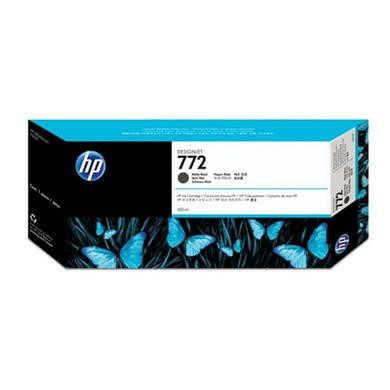 Hewlett Packard HP 772 - Print cartridge - 1 x matte black