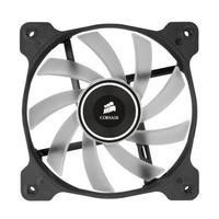 Corsair Air Series 2 x 120mm Red LED Quiet Edition Case Fan