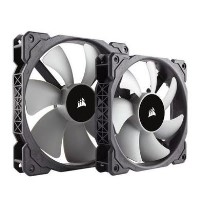 Corsair ML120 120mm PWM Premium Magnetic Levitation Fan  Twin Pack