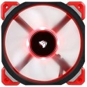 CO-9050042-WW Corsair ML120 PRO LED Red 120mm PWM Premium Magnetic Levitation Fan