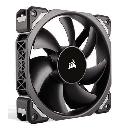 CO-9050045-WW Corsair ML140 PRO 140mm PWM Premium Magnetic Levitation Fan
