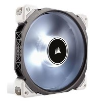 Corsair ML140 PRO LED White 140mm PWM Premium Magnetic Levitation Fan