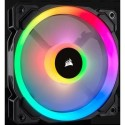 CO-9050073-WW Corsair LL140 RGB 140mm Dual Light Loop RGB LED PWM Fan - Single Pack
