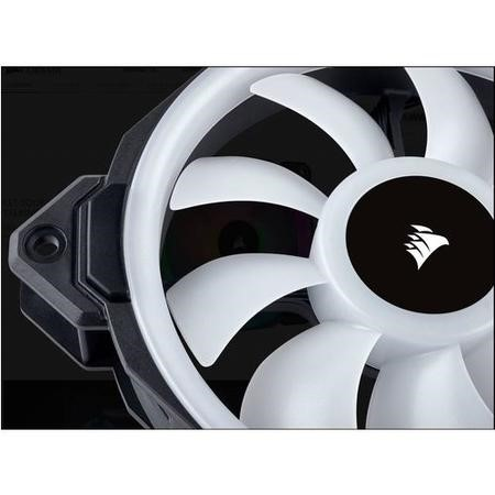 Corsair LL140 RGB 140mm Dual Light Loop RGB LED PWM Fan - Single Pack