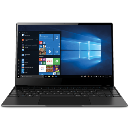 Coda Spirit Intel Celeron N3350 4GB 32GB SSD 13.3 Inch Full HD Windows 10 Home Laptop