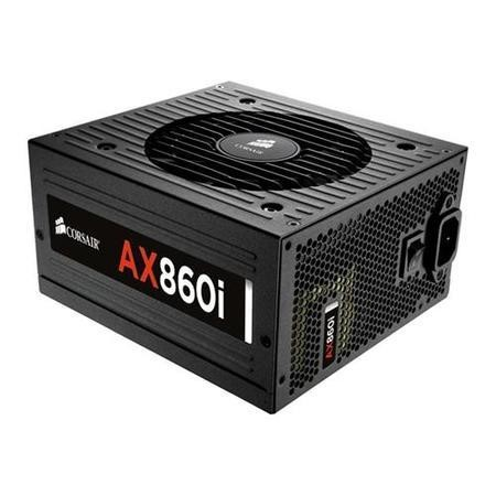 Corsair AX8601 Digital 860W 80 Plus Platinum Fully Modular Power Supply