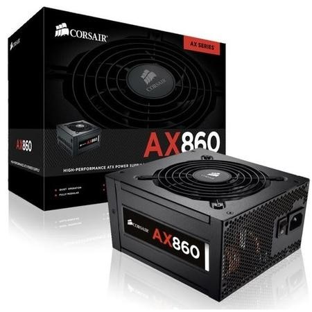 CP-9020044-UK Corsair AX860 860W 80 Plus Platinum Fully Modular Power Supply