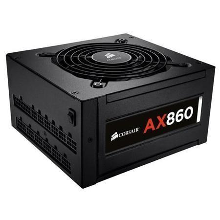 Corsair AX860 860W 80 Plus Platinum Fully Modular Power Supply