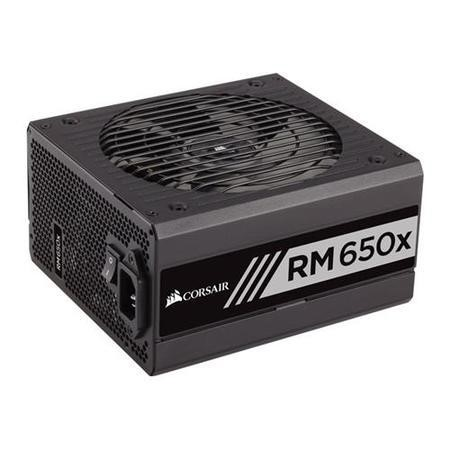 Corsair Enthusiast Series RMx 650W 80 Plus Gold Fully Modular Power Supply