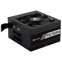 Corsair TX-M Series 750W 80 Plus Gold Hybrid Modular Power Supply