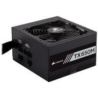 Corsair TX-M Series 650W 80 Plus Gold Hybrid Modular Power Supply