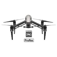 DJI Inspire 2 Drone with RAW Cinema DNG RAW and ProRes Licenses