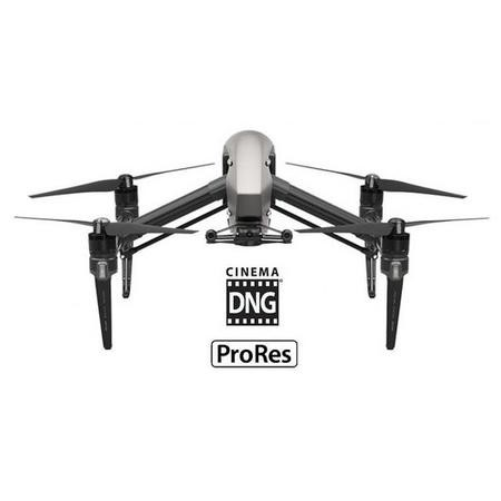 CP.BX.000250 DJI Inspire 2 RAW Cinema DNG RAW and ProRes Licenses