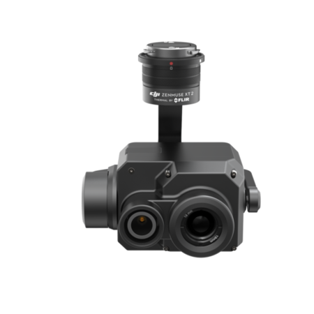 CP.EN.00000025 DJI FLIR Zenmuse XT2 Thermal Camera - 336x256 9Hz 9mm