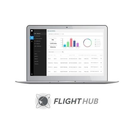 DJI FlightHub Advanced - 1 Year Subscription