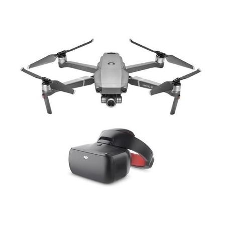 CP.MA.00000011.01.BUNDLE DJI Mavic 2 Zoom & DJI Goggles Racing Edition Bundle