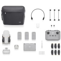 GRADE A2 - DJI Mini 2 Fly More Combo UK