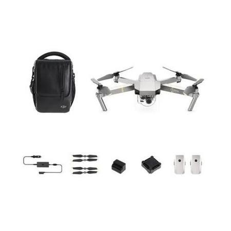 CP.PT.00000066.01 DJI Mavic Pro Platinum Fly More Combo