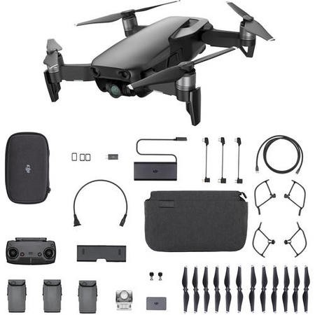 CP.PT.00000154.01 DJI Mavic Air Fly More Combo Onyx Black