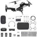 CP.PT.00000163.01 DJI Mavic Air Drone with Fly More Combo - Arctic White