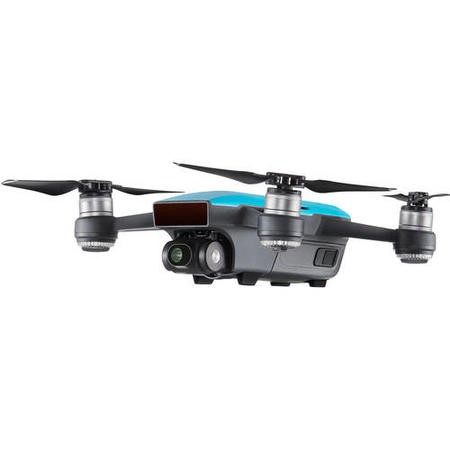 DJI Spark Drone - Blue with Free Soft Shell Case