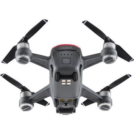 DJI Spark Pocket Sized Drone - Lava Red with Free Soft Shell Case & Spark Controller