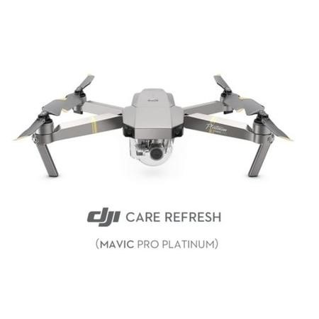 DJI Care Refresh for Mavic Pro Platinum - Card UK