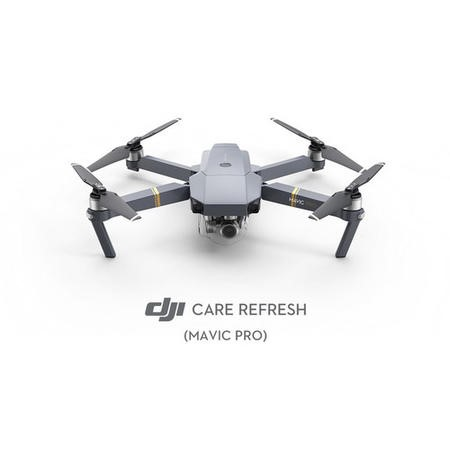 GRADE A1 - DJI Care Refresh for Mavic Pro - Card