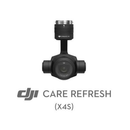 DJI Care Refresh for Zenmuse X4S - Card