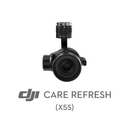 GRADE A1 - DJI Care Refresh Zenmuse X5S - Card