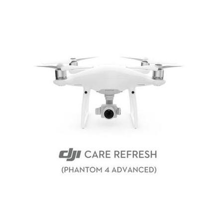 DJI Care Refresh for Phantom 4 Advanced - Card