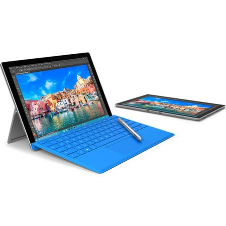 CR5-00002 Microsoft Surface Pro 4 Core i5-6300U 4GB 128GB SSD 12.3 Inch Windows 10 Tablet
