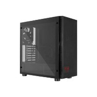 Riotoro CR500 Mid Tower ATX Tempered Glass Case