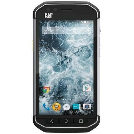 "Cat S40 Rugged Smartphone Black 4.7"" 16GB 4G Dual SIM Unlocked & SIM Free"