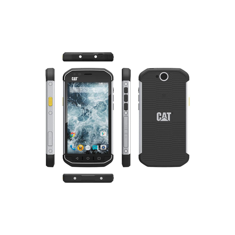 Cat S40 Rugged Smartphone Black 4 7 Quot 16gb 4g Dual Sim
