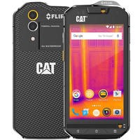 "GRADE A1 - Cat S60 Thermal Imaging Rugged Smartphone Black 4.7"" 32GB 4G Unlocked & SIM Free"