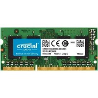 Crucial 8GB DDR3L 1600MHz Non-ECC SO-DIMM 2 x 4GB Laptop Memory Kit