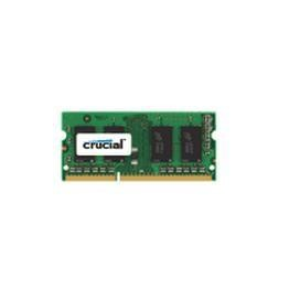 Crucial 8GB DDR3L-1866 SODIMM 1.35v Unbuffered Memory