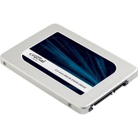 "CT1050MX300SSD1 Crucial MX300 1TB SATA 2.5"" 7mm with 9.5mm adapter Internal SSD"