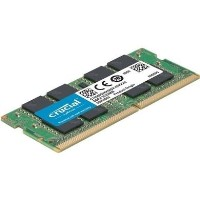 GRADE A1 - Crutial 16GB DDR4-2666 SODIMM Laptop Memory