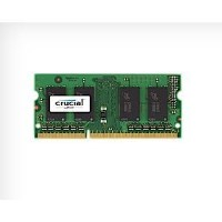 Crucial 16GB DDR3L 1600MHz Non-ECC SO-DIMM Laptop Memory