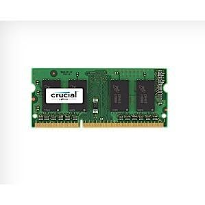 Crucial 16GB DDR3L 1600MHz SO-DIMM Memory