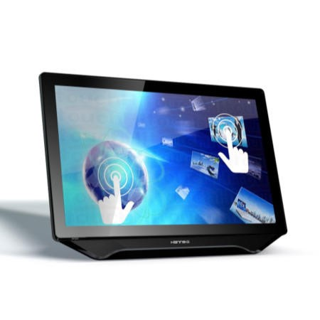 "GRADE A1 - As new but box opened - Hannspree Hanns G Cortex A9 Quad Core 1.6GHz 23"" Android All In One Monitor"
