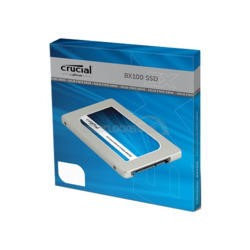 "Crucial BX100 2.5"" 250GB SATA Solid State Drive SSD"