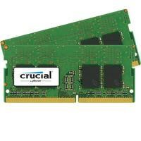 Crucial 32GB 2x16GB DDR4 2400MHz 1.2V Non-ECC SO-DIMM Memory Kit