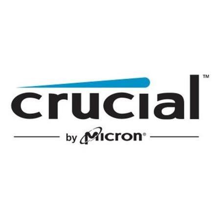Crucial 32GB DDR4 2400MHz ECC DIMM 2 x 16GB Memory Kit