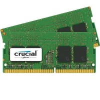Crucial 8GB 2400MHz DDR4 Non-ECC SO-DIMM Laptop Memory