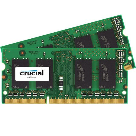 Crucial 8GB 1866MHz DDR3 Non-ECC SO-DIMM Laptop Memory
